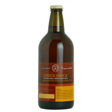 Amber Shock 75cl