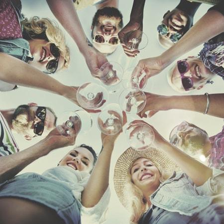 abbonamento wine 4 friends